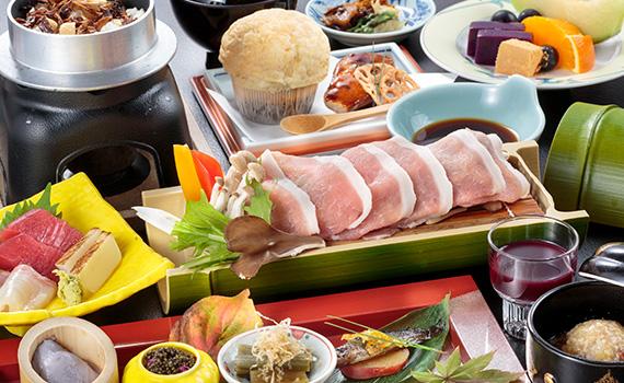 安比の美味しい和食膳